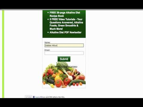 Free alkaline diet recipes and foods list youtube free alkaline diet recipes and foods list forumfinder