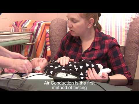 Hearing Test - Newborn Diagnostic Testing
