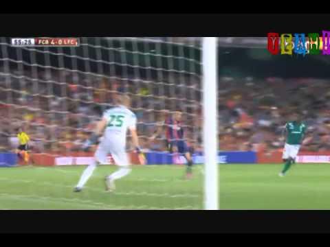 Barcelona vs Leon 6-0 HD