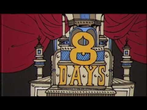 "Sharon Jones & the Dap-Kings ""8 Days (of Hanukkah)"" Lyric Video"
