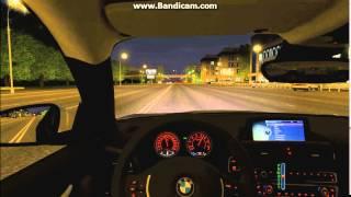CCD - Поездка в деревню на BMW M135i.
