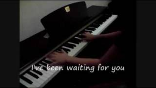Here I Am - Bryan Adams ( piano cover with lyrics ) Song  Complete