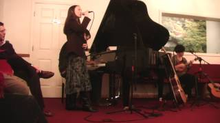 Genna Harold - I Have Been Blessed (RCBC 12-7-14)