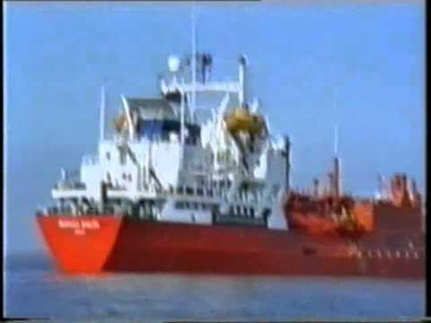 Shipping on the Thames and Medway in the 1990's  Part 14.swf