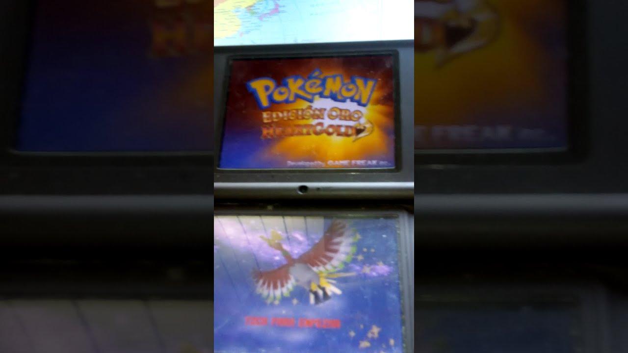 partida guardada de pokemon soul silver