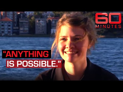 16-year-old Jessica Watson becomes youngest person ever to sail world solo | 60 Minutes Australia