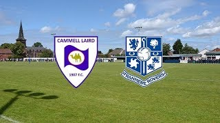 Goals   Cammell Laird 0 -11 Tranmere Rovers