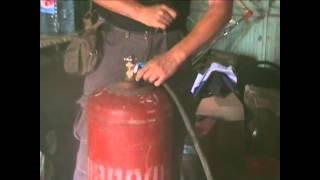 перелив газа из большого в малый баллон(, 2014-07-17T13:11:40.000Z)
