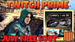 How to get twitch prime loot step by step videos / InfiniTube