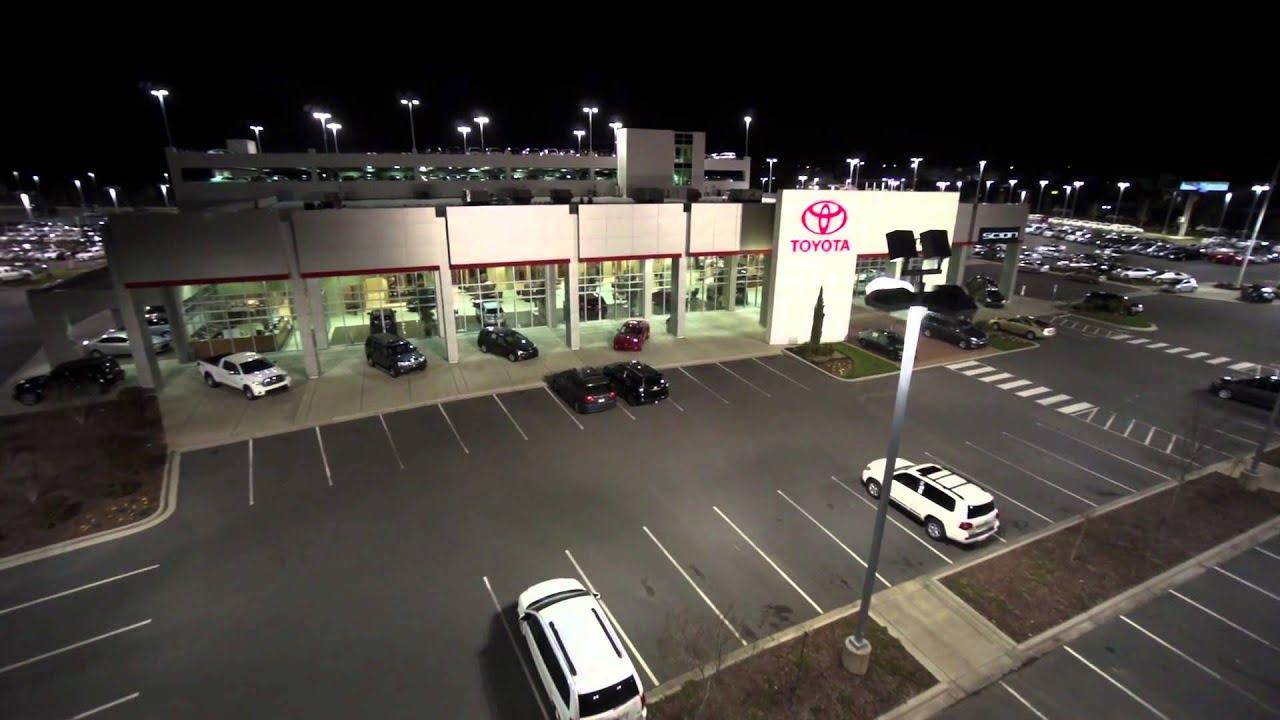 Scott Clark Toyota >> Scott Clark Toyota - Matthews, NC - YouTube