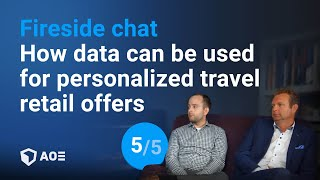 5/5: How airport data can be used for personalized travel retail offers
