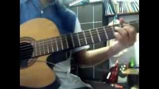 iu love of b intro guitar cover