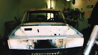 Проект по постройке автомобиля VAZ_2105 ///M5 (II часть)