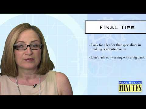 How to Find a Good Mortgage Broker or Lender