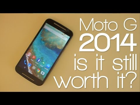 Motorola Moto G 2nd Gen (2014): Is It Still Worth It?