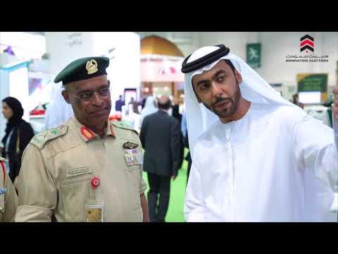 Gitex Emirates Auction