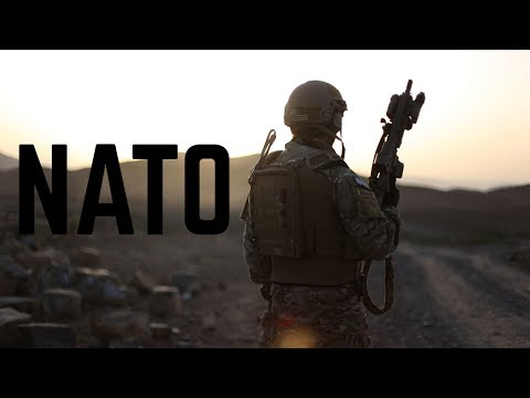 NATO • North Atlantic Treaty Organization