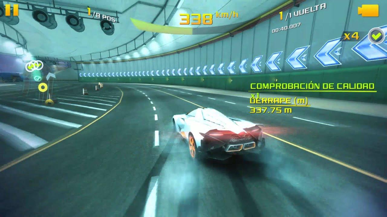 Lamborghini Ego 237 Sta Asphalt 8 Youtube