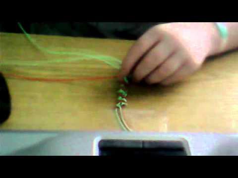 Плетение фенички