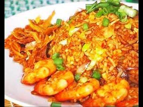 Video Resep Masakan Cara Membuat Nasi Goreng Jawa Spesial Lezat
