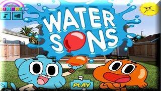 Gumball Water Ballons Game - Gumball Cartoon Game