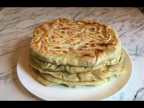 Плацинды с Творогом и Зеленью/Placinta/Молдавский Рецепт(Очень Вкусно)