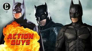 Definitive Ranking of the Batman Movies - The Action Guys