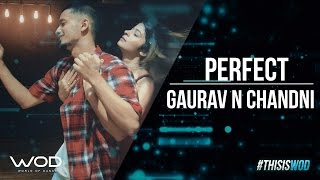 WOD INDIA  | Gaurav N Chandni Choreography|