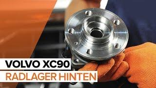 VOLVO XC90 I Bremssattel Reparatursatz auswechseln - Video-Anleitungen