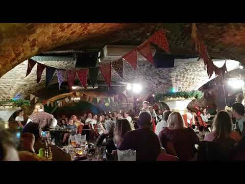 Medieval Banquet London - Sword fight