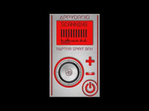 RAPTOR Spirit Box - Apps on Google Play