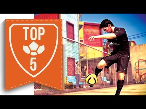 TOP 5 Football Video Games