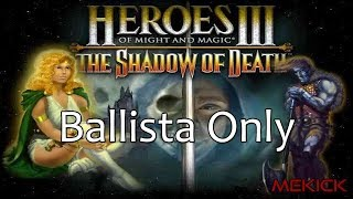 """Heroes of Might and Magic III: Ballista """"Only"""" 1v7 FFA (200%)"""