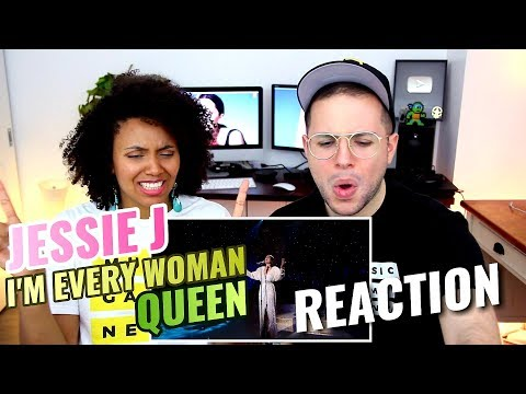 Jessie J - Queen/I'm Every Woman' | Dear Mama | REACTION
