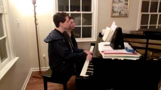 """December Lullaby"" - Jake Gluckman and Jen Jacobs"