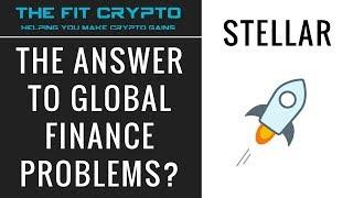 Stellar (XLM) - 5 Minute Breakdown - Get Rich in Knowledge! What is Stellar?