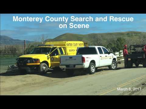 UAV Search and Rescue, Elm Avenue Aerial Search