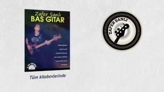 Zafer Şanlı Bas Gitar Dersleri Stiller Rock 2 110 Bpm