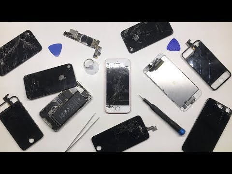 iPhone Repair Setup - Everything I use to fix iPhones