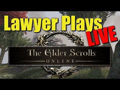 Elder Scrolls Online LIVE!