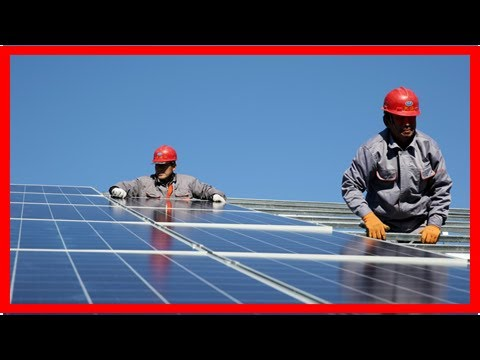 News-how China transform solar energy into profitable business