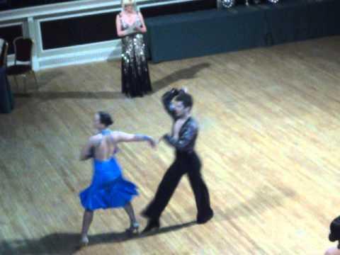 latin dance competition isle of man cha cha