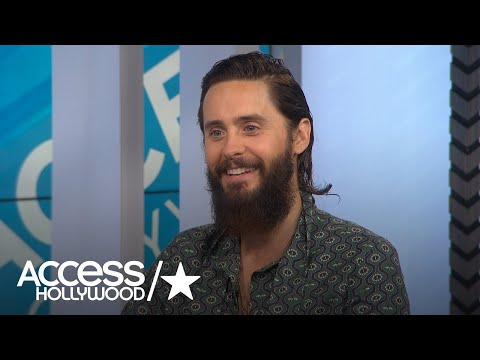 Jared Leto Reveals New 30 Seconds To Mars Music After 4Year Break  Access Hollywood
