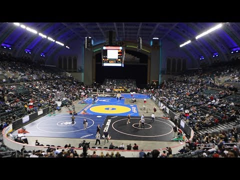 Sights And Sounds From The Wrestling Finals In Atlantic City