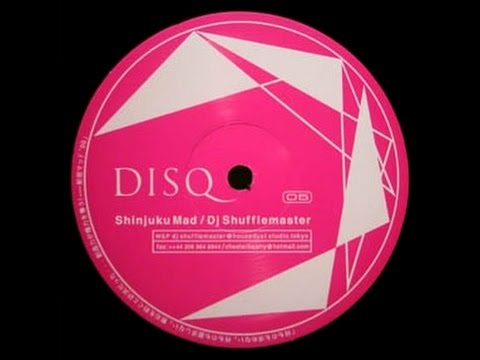 DJ Shufflemaster - Untitled ( Shinjuku Mad - A1 )