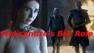 Why Melisandre is the KEY to EVERYTHING - Game of Thrones Season 8/ASOIAF - Daenerys