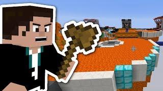 Minecraft BEDWARS Admin GAVE ME WORLD EDIT (LAVA Speedway)