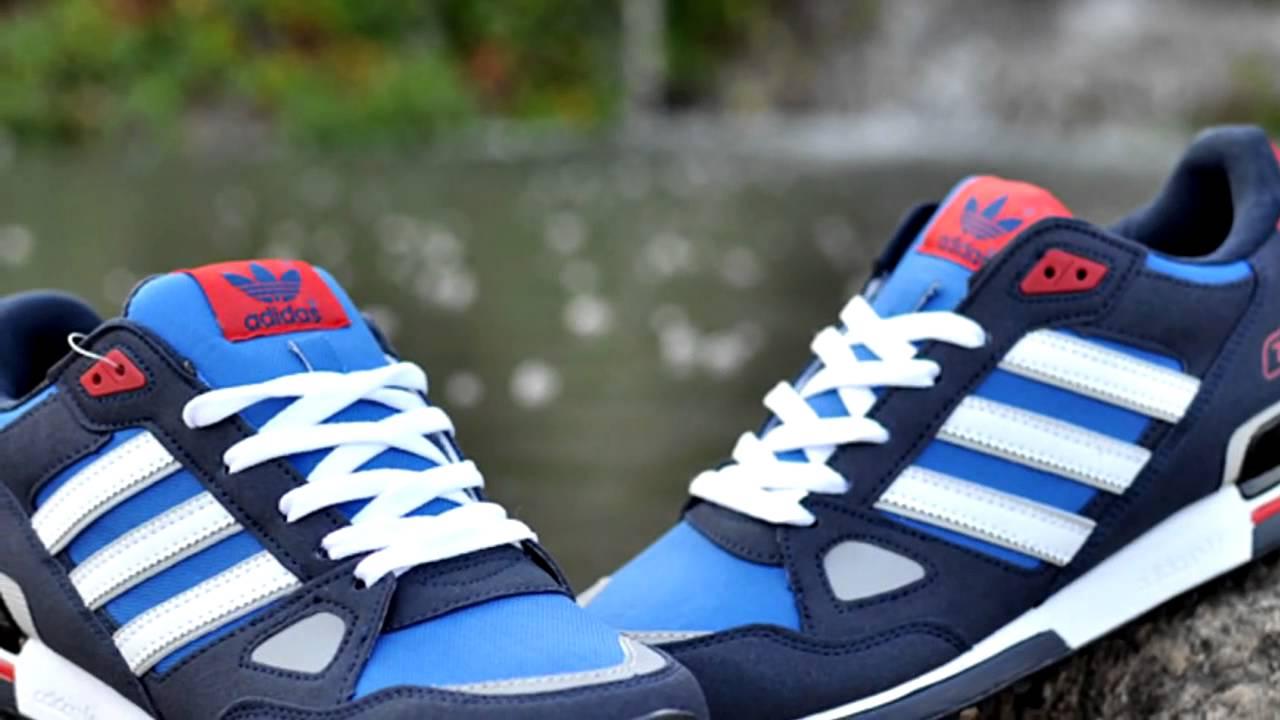 Обзор кроссовок Adidas Оriginals ZX 750 на Mirand.com.ua - YouTube