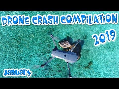 Drone Fail 2019 Compilation, Mavic Pro, Inspire 2, Parrot Anafi, Phantom 4