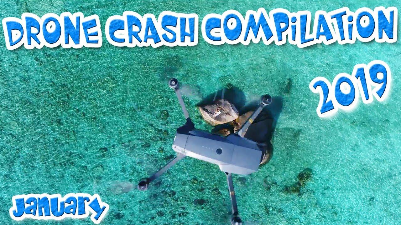 R G Parrott Ltd Drone Fail 2019...